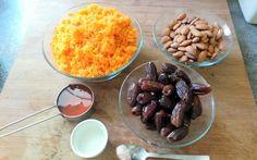 gateau de carotte a la fleur d'oranger vegan