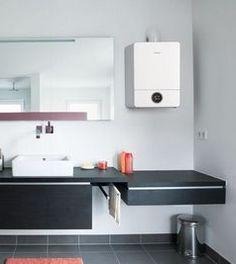 Vernetzung | smartes Wohnen | smartes Heizen | Apps - Junkers Innovation, Sink, Apps, Cabinet, Storage, Furniture, Home Decor, Homes, Jelly Cupboard