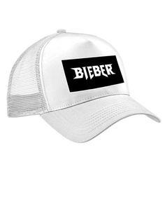Bieber Box Logo Trucker Hat