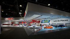 2014 Detroit Auto Show (NAIAS) by Chris Fredericksen at Coroflot.com