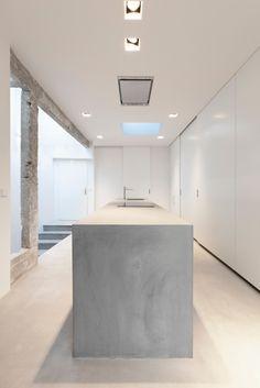 Loft de 150 m² à Paris par Albino Cipriani