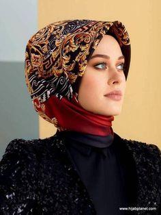 Armine Ciler Silk Hijab  - 1