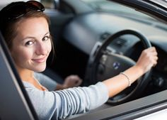 Young woman driving Car insurance can be expensive, there may be an alternative! http://www.learningdoncasterladiesfemaledrivinginstructor.co.uk #youngdrivers #expensive #learningtodrive #doncaster #doncasterisgreat
