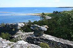 Grogarnsberget, Gotland, Sweden - Wikipedia