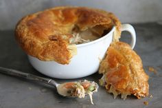 Chicken Guiness Pot Pie via @Heather Christo