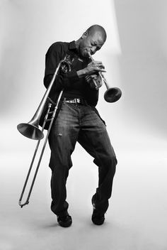01.25.14 Trombone Shorty @ The El Rey Theatre