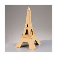 Figura de Cartão Torre Eiffel Grande 17,5x17,5x35 cm by Efc by Efco - DO ART