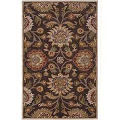 Surya CAE1051-811 Caesar 8' x 11' Rectangle Wool Hand Tufted Traditional Area Ru