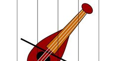 Δραστηριότητες χαρτοκοπτικής , φύλλα εργασιών και ζωγραφικής Incense, Puzzle, Music, Boss, Musica, Puzzles, Musik, Muziek, Quizes