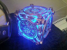 Skyrim themed dwemer artifact, power source.