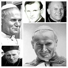 1 year feast day anniversary of Saint John Paul II