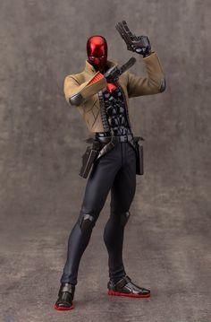 New 52 Red Hood Kotobukiya ArtFX+ Statue