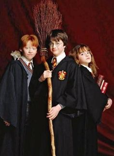Harry Potter Hermione, Harry Potter World, Ron Weasley, Images Harry Potter, Mundo Harry Potter, Theme Harry Potter, Harry Potter Cosplay, Harry Potter Quotes, Harry Potter Characters