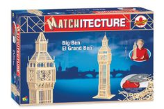 Bojeux MATCHITECTURE Big ben Big Ben, Taj Mahal, Travel, Projects To Try, Products, Viajes, Traveling, Tourism, Outdoor Travel