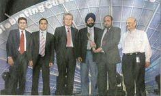 Harjeet at SAP Ace Award