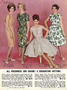 1962s Fashion