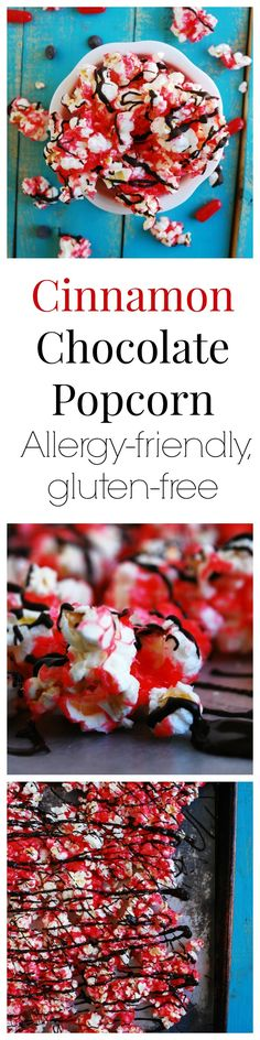 vegan) - (sub coconut nectar or even maple syrup for corn syrup) Gluten Free Pie, Best Gluten Free Recipes, Gluten Free Sweets, Allergy Free Recipes, Vegan Recipes, Snack Recipes, Dessert Recipes, Dairy Free Snacks, Chocolate Popcorn