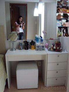 Tudo o que nós curtimos,espelhos..........