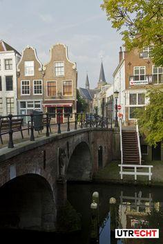 Oudegracht. #Utrecht
