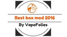 Best 2016 box mods for sale cheap