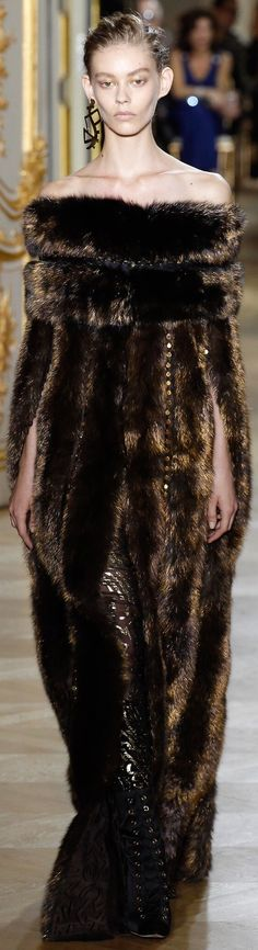J. Mendel, fall 2016 Couture