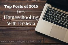 Best of Homeschooling With Dyslexia