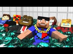 "Minecraft Song ♪ ""Victory Chant"" a Minecraft Song Parody (Minecraft Animation) - YouTube"