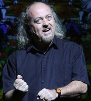 Bill Bailey Qualmpeddler. Bill Bailey. Image credit: Glassbox Productions.
