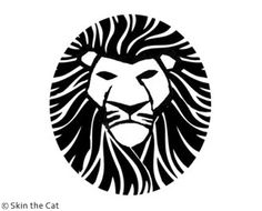 Lion Empowerment symbol for group of South African companies focussed on poverty eradication and social upliftment