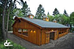 Barn designs - West Linn, Oregon - DC Building