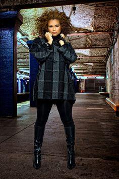 Wees comfortabel in de winter met Plus Size! Thick Girl Fashion, Curvy Women Fashion, Plus Size Fashion, Plus Size Winter Outfits, Plus Size Outfits, Curvy Plus Size, Plus Size Women, Boho Fashion, Autumn Fashion