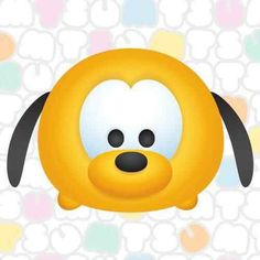 Image via We Heart It https://weheartit.com/entry/133572829/via/17634418 #cute #disney #kawaii #lovely #pluto #tsum