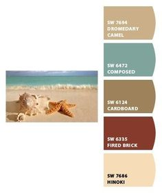Paint colors from Chip It! by Sherwin-Williams by red_birdie