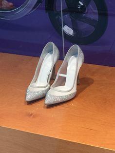 İnci'nin Sindirella koleksiyonundan muazzam bir gelin ayakkabısı !!! Bridal shoes from Sindirella collection of İnci