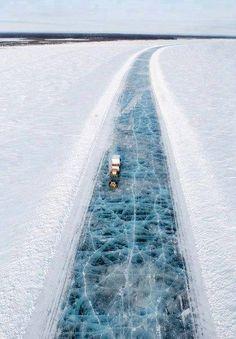 Ice Road....