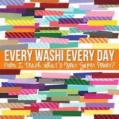Every Washi Every Da
