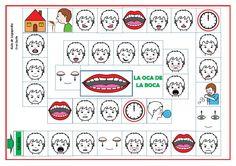 Gimnasia del Habla | 3ways2teach Oral Motor Activities, English Activities, Speech Therapy Activities, Classroom Activities, Speech Language Pathology, Speech And Language, Receptive Language, Apraxia, Lectures