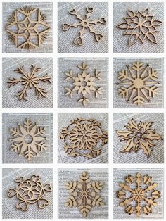 Fantastic boutique Nov. 8-9 in Alpine, Utah -- this post links to a giveaway of these beautiful laser-cut wood snowflake ornaments, plus giveaways for art, jewelry, goodies, and kids accessories. just what i {squeeze} in: If you're in Utah...