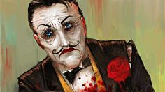 Sander Cohen Sander Cohen, Joker, Gaming, Cosplay, Fictional Characters, Art, Art Background, Videogames, Kunst