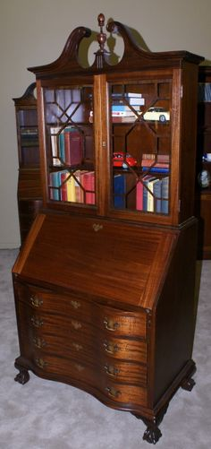 Secretary Desk Great Shape From Late 1930 S To Early