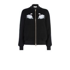 Shop the Black Lorinda Jacket by Stella Mccartney at the official online store. Discover all product information.