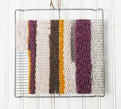 Wire Rack Weaving