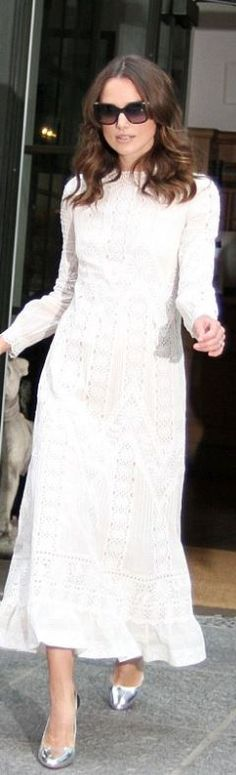 Keira Knightley's style