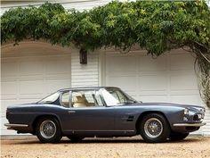 1962 Maserati 5000 GT by Frua