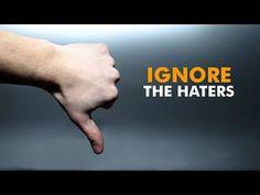 Self-Esteem - IGNORE the non-believers! - YouTube