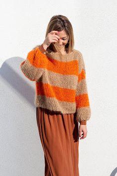MinnieMie: BREIEN / KNITTING: oversized sweater