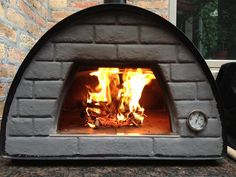 Maximus Portable Outdoor Pizza Oven by Authentic Pizza Ovens