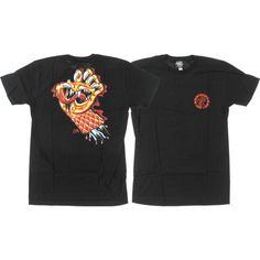 Santa Cruz Skateboards Cab Hand Black t-shirt - new at Warehouse Skateboards! #WHSkate