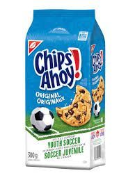 Image result for Chips ahoy soccer Soccer Cookies, Chips Ahoy, Frosted Flakes, Cereal, Packaging, Snacks, Drinks, Food, Image