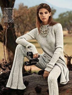 Samantha Gradoville for Vogue Mexico November 2014